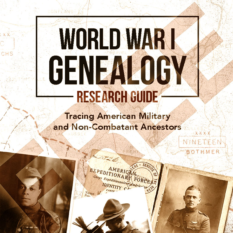 Free Genealogy Research Guide