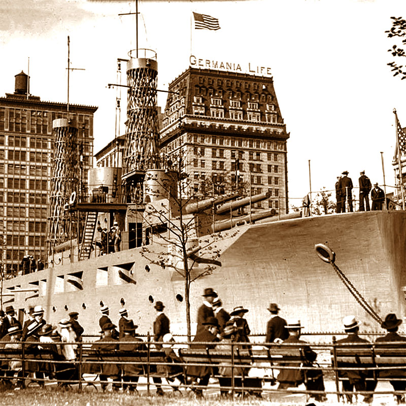 WWI, The Navy & New York