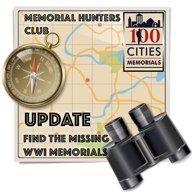 Memorial Hunters Club: UPDATE