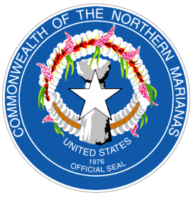 The Seal of the Commonwealth of the Northern Mariana Islands