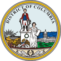 The Great Seal of the District of Columbia
