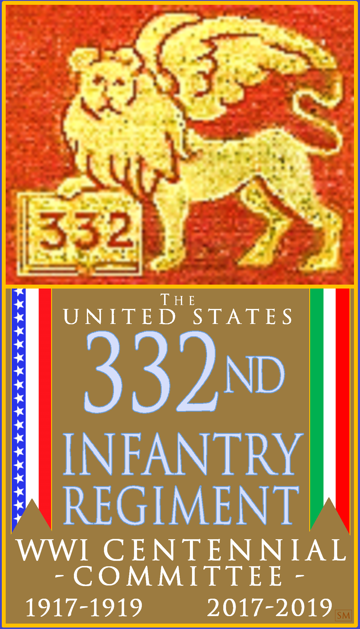 332nd Infantry Regiment