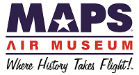 MAPS Air Museum Logo 200